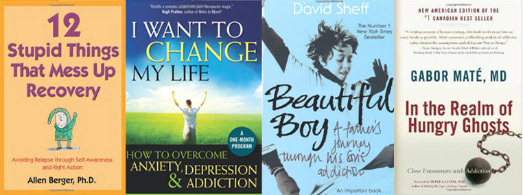 Best books for people in recovery
