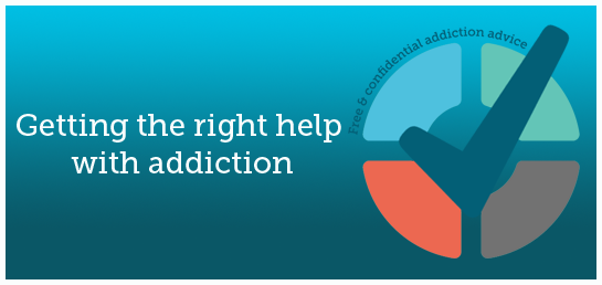 How to get the right help with addiction