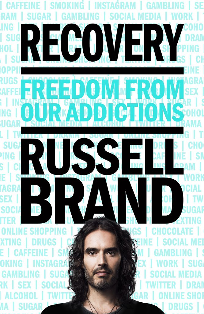 Russell Brand's new book on addiction has received the attention it deserves
