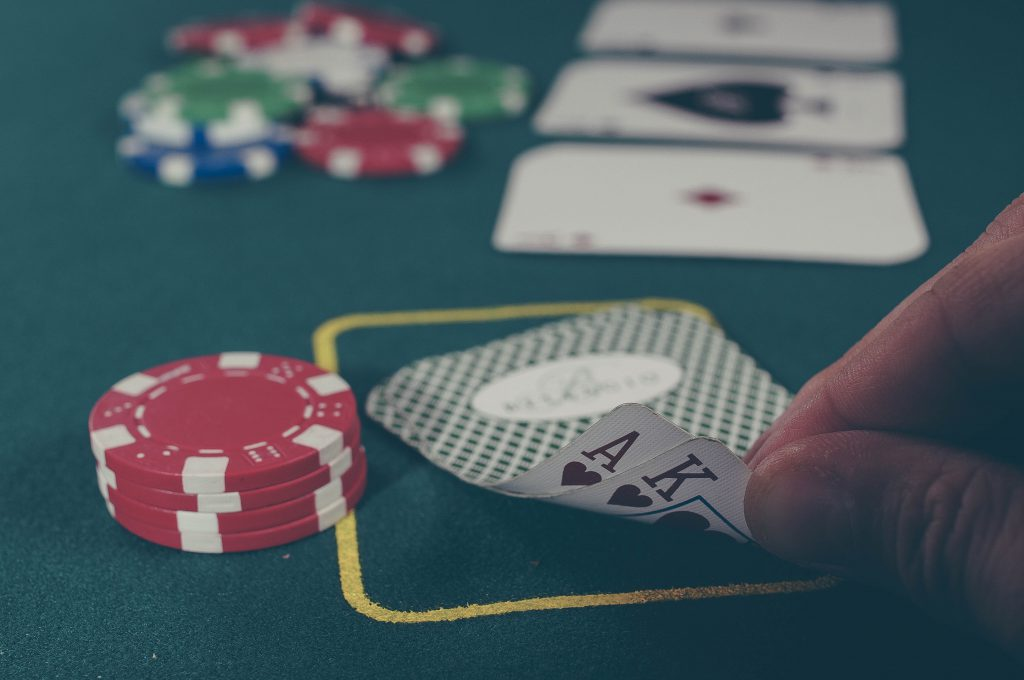 causes of gambling addiction